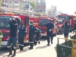 મહેસાણા ફાયર ટીમને છેલ્લા બે મહિનામાં 71 ઇમરજન્સી, 38 આગના કોલ મળ્યા|મહેસાણા,Mehsana - Divya Bhaskar