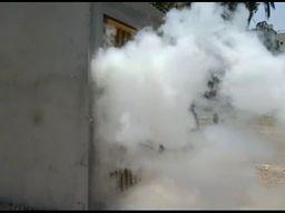 વલસાડની કસ્તુરબા હોસ્પિટલ ખાતે આગ લાગી : વહીવટી તંત્રએ મોકડ્રિલ યોજી|વલસાડ,Valsad - Divya Bhaskar