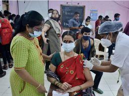 पूरे जिले में 300 से ज्यादा केन्द्रों में लगाई जाएगी 1 लाख वैक्सीन, छिंदवाड़ा ब्लॉक में लगेंगे 11000 टीके छिंदवाड़ा,Chhindwara - Money Bhaskar