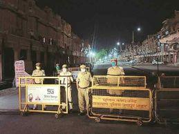 बस में सफर करके देर रात घर पहुंचने वालों से नहीं मांगा जाएगा कर्फ्यू पास, रोडवेड एमडी ने दूर किया भ्रम|जयपुर,Jaipur - Dainik Bhaskar