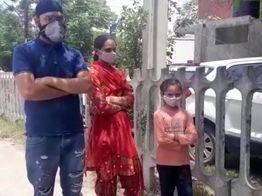 जालंधर में सड़क किनारे कोरोना टेस्ट में बड़ी लापरवाही; पॉजिटिव आ रहे लाेगों को बिना सावधानी-निगरानी के घर भेजा जा रहा|जालंधर,Jalandhar - Dainik Bhaskar
