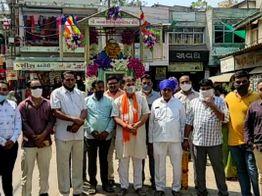 ભાવનગર શહેર અને જિલ્લામાં ડો.બાબાસાહેબ આંબેડકરની 130 જન્મ જયંતિ ની ઉજવણી કરવામા આવી|ભાવનગર,Bhavnagar - Divya Bhaskar