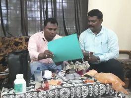 लोकायुक्त टीम ने वारासिवनी वन परिक्षेत्र में पदस्थ डिप्टी रेंजर को किया गिरफ्तार, मामला रफा-दफा करने के लिए ले रहे थे रिश्वत छिंदवाड़ा,Chhindwara - Money Bhaskar