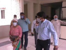 મહેસાણા જિલ્લામાં ધારાસભ્યની સરાહનીય કામગીરી, 35 લાખની ગ્રાન્ટ વિસનગર સિવિલને ફાળવી|મહેસાણા,Mehsana - Divya Bhaskar