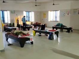 અમરેલીના ઇશ્વરીયા ગામમાં વિનામૂલ્ય કોવિડ સેન્ટરમાં 11 દિવસમાં 25 દર્દી સાજા થયા, એક પણ મોત નહિં|અમરેલી,Amreli - Divya Bhaskar