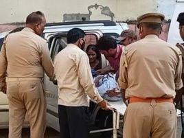 12 बीघा जमीन को लेकर चला था विवाद, तलाश में दबिश जारी|अलीगढ़,Aligarh - Money Bhaskar