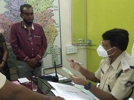 मृतक युवक के परिजनों ने निजी अस्पताल प्रबंधन पर लगाया आरोप, पुलिस अधीक्षक से की शिकायत छिंदवाड़ा,Chhindwara - Money Bhaskar