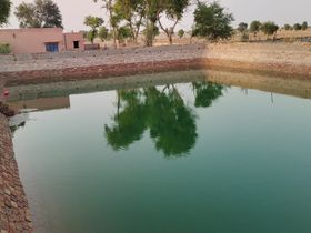 कोरोना से बचने के लिए गुजरात से आए थे गांव, दो महीने पहले पिता की कोविड से मौत, अब बेटे ने डिग्गी में डूबने से दम तोड़ा|राजस्थान,Rajasthan - Money Bhaskar