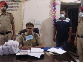 जालंधर में 3.50 किलो अफीम समेत तस्कर गिरफ्तार, बिहार से डिलीवरी देने पहुंचा था पंजाब|जालंधर,Jalandhar - Dainik Bhaskar