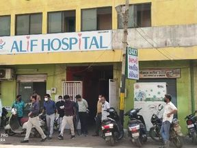 વેરાવળની સરકારી સહિત 10 કોવિડ હોસ્પિટલમાં ફાયર સેફ્ટીના નિયમોના પાલન બાબતે લોલંલોલ, તમામને ફટકારાઈ નોટિસ|જુનાગઢ,Junagadh - Divya Bhaskar