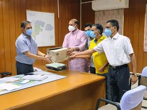 सेवा संस्थान बिरला हॉस्पिटल के 50 बेड का वार्ड लेगा गोद, चिकित्सा उपकरणों के साथ भोजन की भी व्यवस्था होगी|चित्तौड़गढ़,Chittorgarh - Dainik Bhaskar