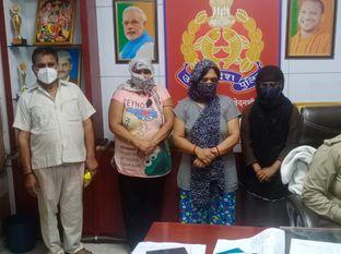 पुलिस ने बरामद किए दो बच्चे, पांच गिरफ्तार; अलीगढ़ में दबोचे गए दुर्योधन गैंग ने कराए थे चोरी|गाजियाबाद,Ghaziabad - Money Bhaskar