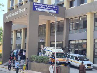 જામનગરમાં આજે કોરોનાના રેકોર્ડબ્રેક 309 કેસ નોંધાયા, કોવિડની સારવાર દરમિયાન 42 દર્દીઓએ દમ તોડ્યો જામનગર,Jamnagar - Divya Bhaskar