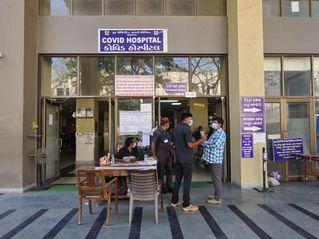 જામનગર જિલ્લામાં કોરોનાનો કહેર યથાવત, આજે કોરોના પોઝિટિવના 737 નવા કેસ આવ્યા|જામનગર,Jamnagar - Divya Bhaskar