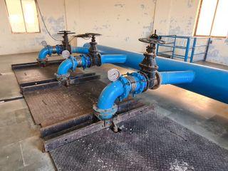 જામનગર શહેરના અડધા વિસ્તારને કાલે પાણી નહીં મળે, પાઈપલાઈનનું યુદ્ધના ધોરણે રીપેરીંગ કામ શરૂ|જામનગર,Jamnagar - Divya Bhaskar