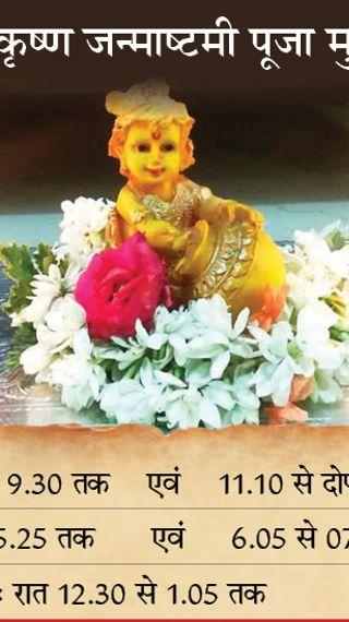 आज रात 12 बजे मनेगा जन्मोत्सव, 10 आसान स्टेप्स में जानिए कैसे घर पर ही कर सकते हैं भगवान कृष्ण की पूजा