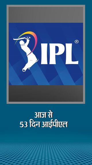 मुंबई और चेन्नई चौथी बार ओपनिंग मैच में आमने-सामने, डिफेंडिंग चैम्पियन मुंबई यूएई में एक भी मैच नहीं जीती, 6 साल पहले सभी 5 मैच हार गई थी - IPL 2020 - Dainik Bhaskar