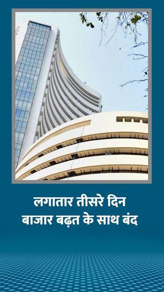 आज BSE का मार्केट कैप 3.50 लाख करोड़ बढ़ कर 210 लाख करोड़ रु. के पार, रिलायंस 5% बढ़ा, अदानी की सभी कंपनियों के शेयर जमकर चढ़े - बिजनेस - Dainik Bhaskar