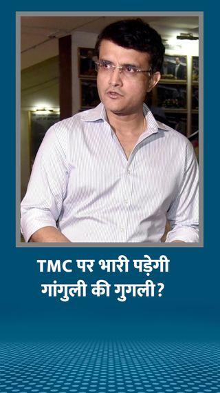 सौरव गांगुली 1996 से ही बंगाल में आइकॉन बन गए थे, उनके BJP में आने पर बदल जाएगा चुनाव का पूरा खेल - देश - Dainik Bhaskar