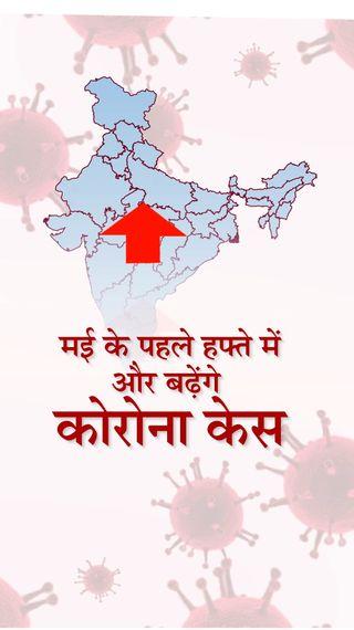 चुनावी रैलियों और कुंभ का ज्यादा असर नहीं होगा; मई के पहले हफ्ते में कोरोना का पीक आएगा, इस दौरान देश में सबसे ज्यादा मरीज मिलेंगे - देश - Dainik Bhaskar