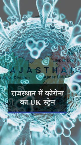 गांव-गांव में बढ़ते संक्रमण के पीछे यही सबसे बड़ा कारण, 25 दिन में एक्टिव केस दोगुना होने की आशंका - जयपुर - Dainik Bhaskar