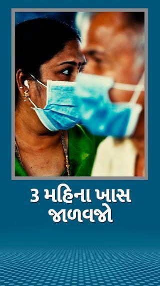 આગામી 3 મહિના હજુ કોરોનાનો ખતરો વધશે, આરોગ્ય મંત્રાલયે કરી આ વાત - ઈન્ડિયા - Divya Bhaskar