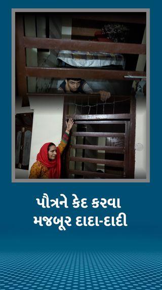 17 વર્ષ અગાઉ કેનેડાથી ભારત આવેલા પૌત્રને રૂમમાં બંધ કરીને રાખ્યો છે, કહ્યું- હવે તેને માતા-પિતા પાસે મોકલી આપો - ઈન્ડિયા - Divya Bhaskar