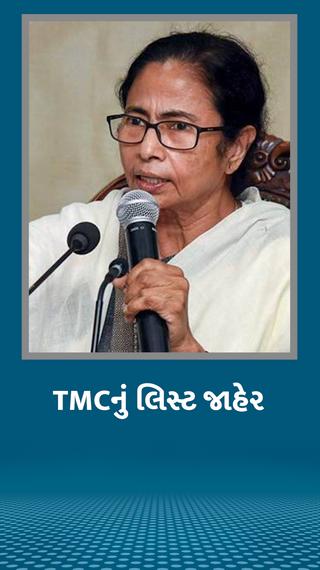 મમતાએ 291 ઉમેદવારોનું લિસ્ટ જાહેર કર્યું; 50 મહિલાઓ અને 42 મુસ્લિમ ચહેરાઓને તક, દીદી નંદીગ્રામથી ચૂંટણી લડશે - ઈન્ડિયા - Divya Bhaskar