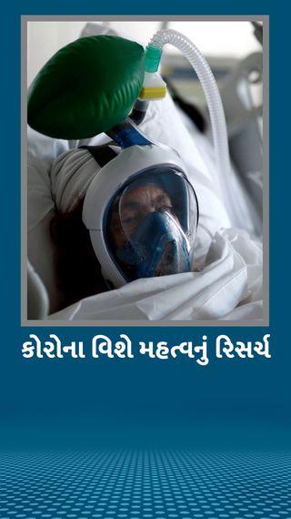 AB અને B બ્લડ ગ્રુપના લોકો કોરોનામાં રાખે વિશેષ કાળજી, શાકાહારીઓની સરખામણીમાં માંસહારીઓને વધુ ખતરો - ઈન્ડિયા - Divya Bhaskar