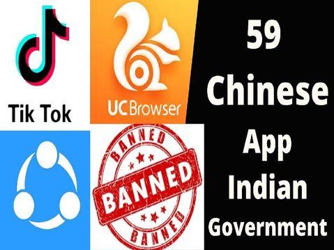 चीन के प्रतिबंधित ऐप्स का उपयोग देश की सरकारी एजेंसिया भी कर रही हैं|इकोनॉमी,Economy - Money Bhaskar
