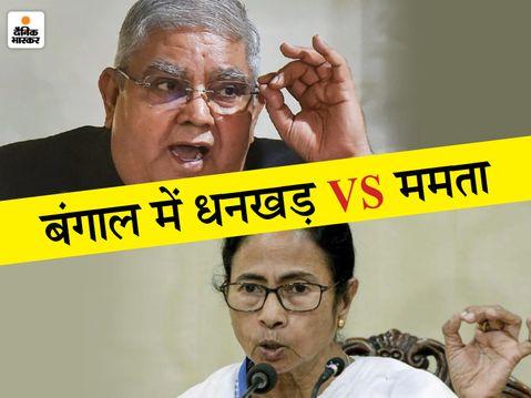 बंगाल हिंसा पर राज्यपाल बोले- सरकार में कोई जिम्मेदारी नहीं दिखी; अधिकारियों से मांगने पर भी रिपोर्ट नहीं मिली|देश,National - Dainik Bhaskar