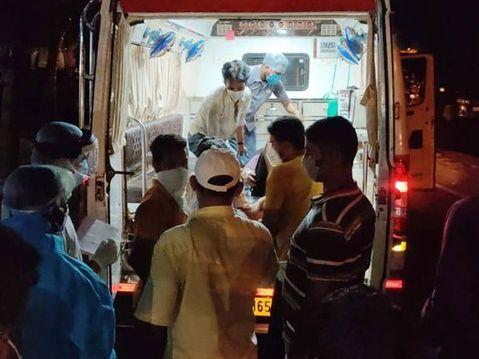 वसई विरारमध्ये कोरोना सेंटरला भीषण आग, 13 करोना रुग्णांचा मृत्यू|मुंबई,Mumbai - Divya Marathi