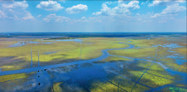 ભોપાલની કોલાન્સ નદી 14 વર્ષોમાં બીજી વખત જુન સપ્તાહ પહેલા છાપકાઈ.  મહત્તમ તળાવનો 365 વર્ગ કિમી કેચમેન્ટ એરિયા લગભગ 225 વર્ગ કિમી આનાથી જ ભરાયો છે.