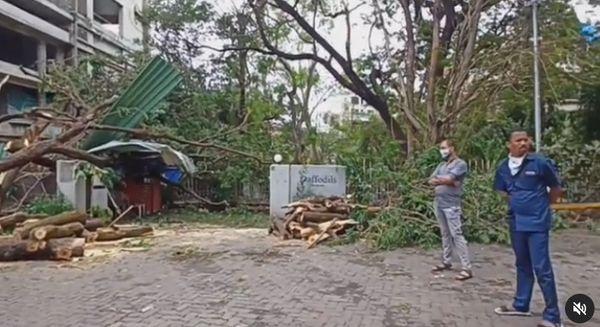 आलिया-रणबीर का नया घर बुरी तरह क्षतिग्रस्त हो गया है