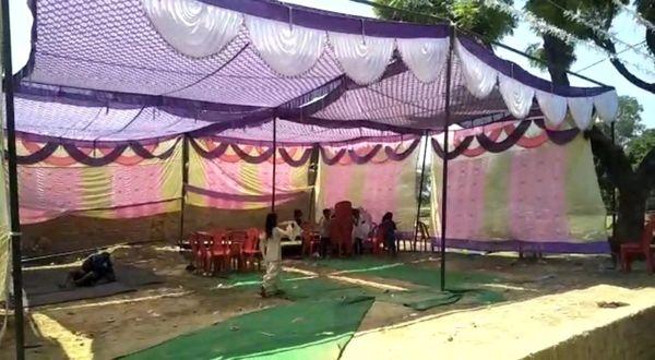 યુપીના ઇટૈના ભથ્થના એક લગ્નપ્રસંગ દરમિયાન કન્નન અચાનક મૃત્યુ નિવેદન.