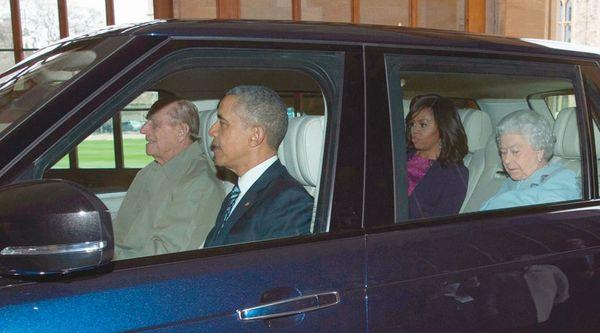 2016 में अमेरिका के तत्कालीन राष्ट्रपति बराक ओबामा और उनकी पत्नी मिशेल ब्रिटेन आए थे, तो प्रिंस फिलिप कार ड्राइव कर उन्हें लंच पर ले गए थे।