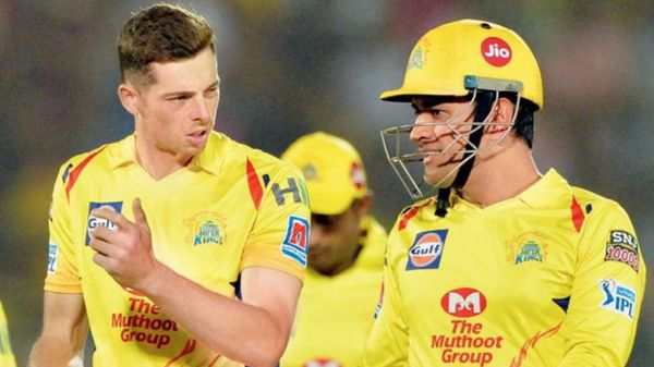 Michael Santner was retained by CSK for the second year in a row.