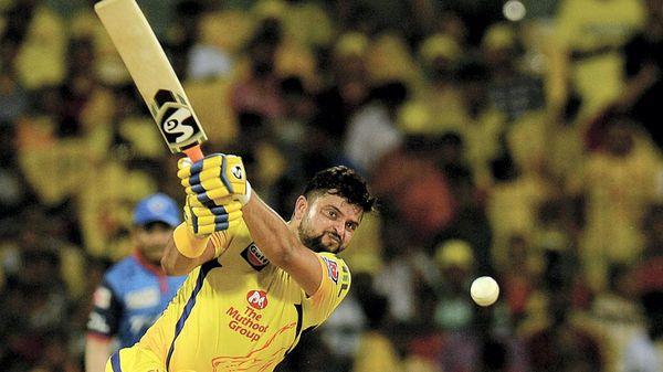 रैना आईपीएल में 5368 रन के साथ दूसरे सबसे ज्यादा रन बनाने वाले खिलाड़ी हैं।