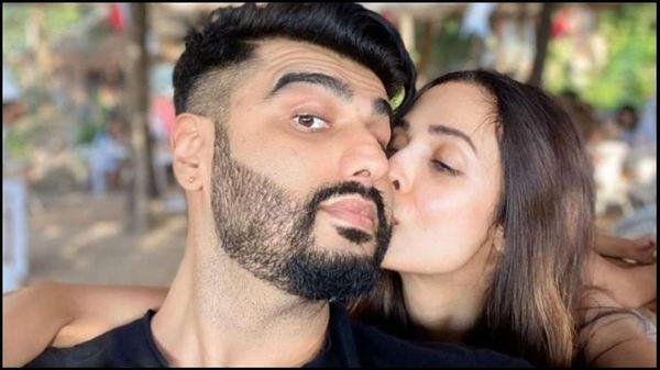 अभिनेत्री अर्जुन के साथ रिश्ते में है