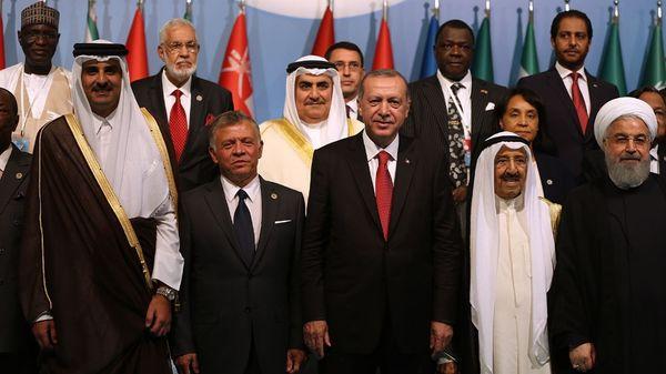 इस्लामिक राष्ट्रों का एक समूह जिसमें तुर्की और सऊदी अरब ने इजरायल के कार्यों की निंदा की है और इजरायल के खिलाफ एकता का आह्वान किया है (फाइल)