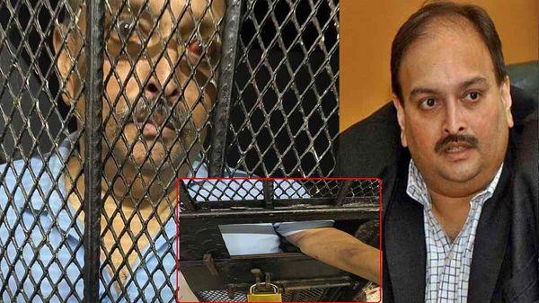 मेहुल चोकसी पर डोमिनिका में अवैध रूप से घुसने का आरोप है.