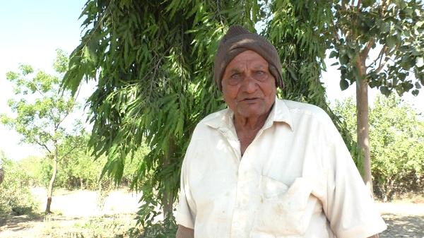 વૃક્ષારોપણની પ્રેરણા આપતા દામજીબાપા 91 વર્ષે પણ અડીખમ