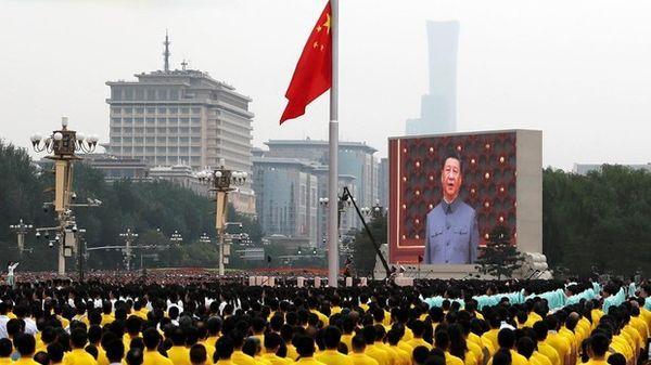 चीनी सरकार ने कम्युनिस्ट पार्टी की 100वीं वर्षगांठ का एक राष्ट्रव्यापी उत्सव आयोजित करने की योजना बनाई।