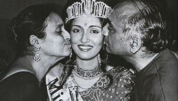 साल 1979 में मिस इंडिया का खिताब जीतने वाली स्वरूप संपत।
