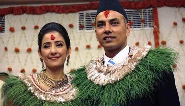 manisha koirala with her husband samrat dahal comp 1623337780