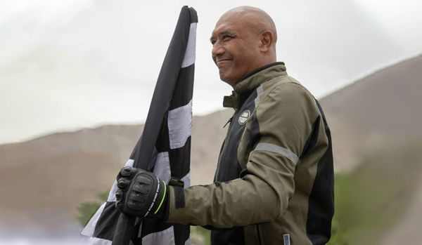लद्दाख के शेर कहलाने वाले लद्दाख स्काउट के रिटायर्ड कर्नल सोनम वांगचुक।
