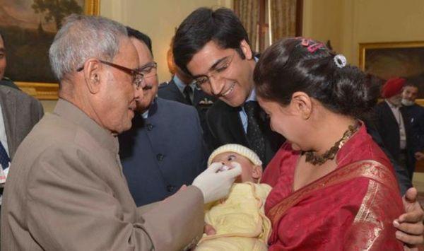मार्च 2014 में देश को पोलियो मुक्त घोषित किया गया।