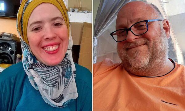 ट्रेसी पत्नी फातिमा से 2016 में पहली बार मिले थे, अब उनके 4 बच्चे हैं।