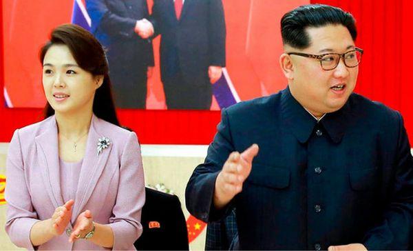 तानाशाह पर किम जोंग उन की पत्नी के लापता होने का भी आरोप लगाया जा रहा है
