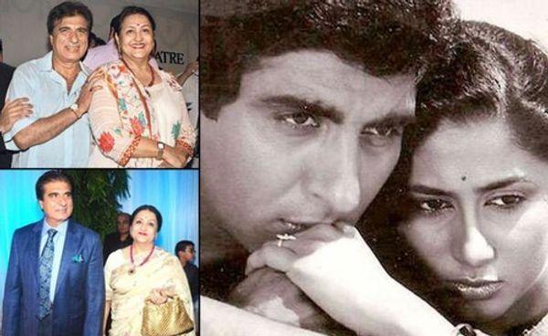 पहली पत्नी नादिरा और दूसरी पत्नी स्मिता पाटिल के साथ राज बब्बर।